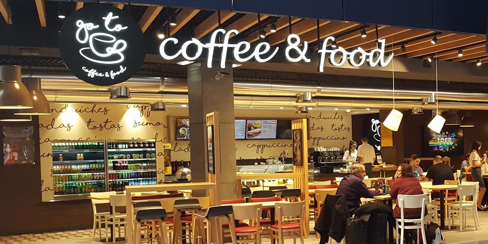 go to cafe